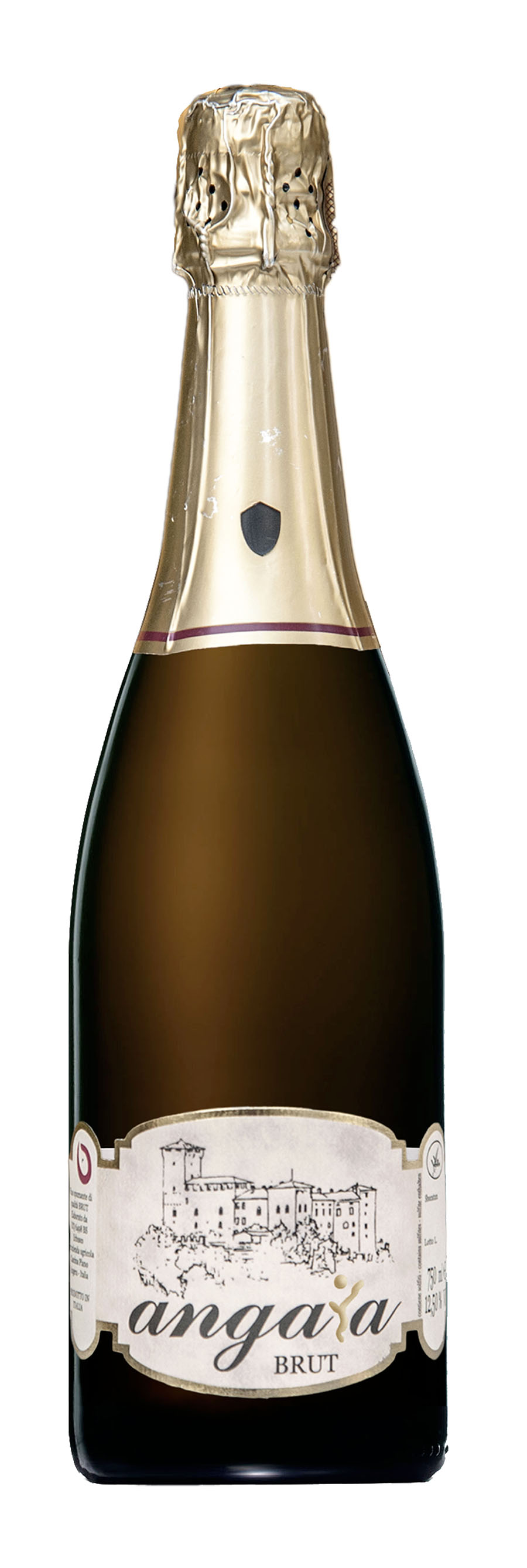 Angaya, our sparkling wine